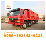 Good Condition Used HOWO Dump Truck 12 Tires Tipper Hot Sale for Africa