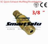 Exhaust Muffling Throttle Valve (B Type)