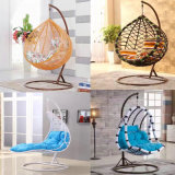 Leisure Swing chair Patio Wicker Swing Seat Tgsr-001