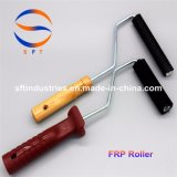 Pure Pig Hair Bristles Rollers for FRP Products
