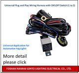 2 Meters LED Light Bar Wires Kits 1 to 1 Wires Part