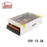 Smun S-200-15 200W 15VDC 13.3A Switching Power Supply