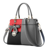 Women PU Fashion Evening Leather Hand Bag Designer Lady Handbag (FTE-053)