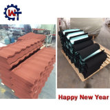 2017 Cheap High Quality Stone Coated Steel Bond Roof Tile