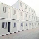 Weifang Tiemeng Cheap Luxury Prefabricated Modular Container House /Prefab House