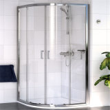 Frameless 304 Stainless Steel Hinge Shower Room