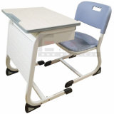 Elementary Student Table Chair Set School Furniture Desk with Chairs