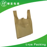 OEM Promotion Reusable Grocery Eco Vest Foldable PP Non Woven Shopping Bag