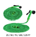 Garden Watering Spray Gardening Hose Pipe Magic Flexible Garden Water Hose Pipe with Spray Gun