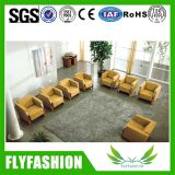 Factory Price Office Furniture Office Genuine Leather Sofa