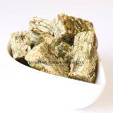 Pumpkin Seed Nut Crunch Green Color Soft and Delicious Green Food