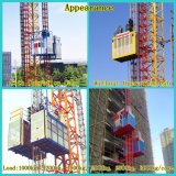 Ce Approved Building Construction Elevator of Materials and Passengers Hoist with Competitive Price