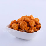 Delicious Crispy Fried Rice Crackers BBQ Flavor