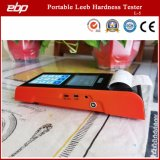 Color Screen Digital Portable Leeb Hardness Testing Equipment
