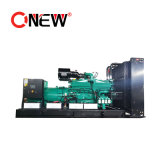 Used 750kv/750kVA/600kw Yuchai Water Disinfectant Diesel Groban Generator Fuelless Power Altitude