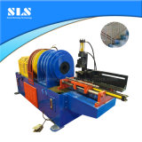 Flower Pipe Rotary Swaging Stainless Steel Metal Tube Embossing Machine for Furniture Legs