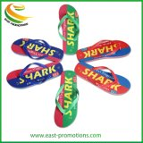Manufacturer Supply Cheap PVC Flipflop Slipper with EVA Outsole, Beach Flip Folps for Men /Women