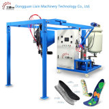 E-TPU Machine PU Machine Shoe Insole Making Machine E-TPU Insole Machinery PU Low Pressure Foaming Foam Machine Polyurethane Machine Insole Machine