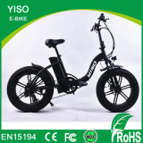 20 Inch Electric Bike Snow Beach Fat Tire Electric Mobility Scooter