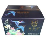 Wholesale Price Custom Gold Stamping Cardboard Corrugated Packaging Transport Shipping Carton Paper Boxes with Zipper