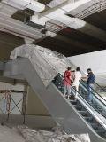 Sanyo 0.5m/s speed outdoor escalator and moving walks