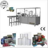 Automatic Cosmetic Film Packaging Machine for Box Packing