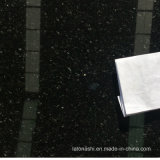 China Absolute Black Granite Tiles for Flooring and Wall