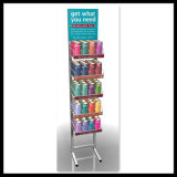 Multi-Floor Wire Display Rack Shelf