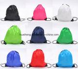 Drawstring Cinch Sack Sport Beach Travel Outdoor Backpack Bags