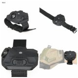 Tactical Rechargeable Wrist Watch LED Flashlight Torch for Outdoor Cl15-0102