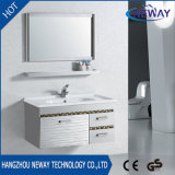 Simple Steel Classic Bathroom Cabinet Furniture with Mirror