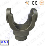 Precision Auto Part Forged Part for Yoke Sleeve Steering of Drive Shaft