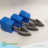 Various Shape Tungsten Carbide Rotary Burrs