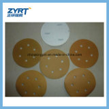 Q12 Golden Hook and Loop Backing Abrasive Discs
