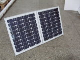 120W Portable Solar System Kits Folded for Motorhome with Camping