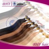 Italian Glue Factory Wholesale 100% Cheap Straight U-Tip Hair Extension