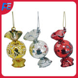 Sweet Shaped Glass Hanging Ornament for Christmas Decorations