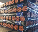 Black Seamless Steel Pipe, ASTM A106 Gr. B Varnish Painted Smls Pipe