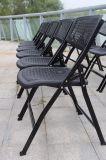 Modern Luxury Mesh Folding Plastic Outdoor Home Garden Wedding Seat