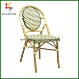 Wholesale Custom-Made Rattan Furniture Braided Rattan Alumininum Frame Garden Chair