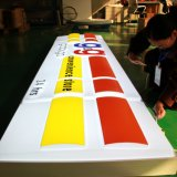 Outdoor Advertising Wholesale LED Acrylic Material Light Box
