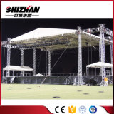 Portable Outdoor Concert Stage Design