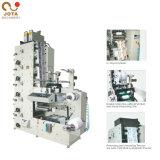 High Precision Adhesive Sticker Printing Machine Thermal Paper Flexible Printing Machine Label Printer
