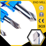 Tungsten Solid Carbide Spot/Point Drill Bits with ISO 9001: 2008 Approved