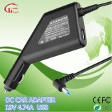 Car Power Supply for Acer 19V 4.74A 5.5X1.7mm