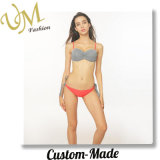 Custom Design Min Order Good Quality Bikini Swimwear Swimsuit
