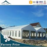 10 Meter by 20 Meter Outdoor Fire Proof Fabricated German Structure with Clear Windows