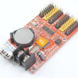 New U62 Huidu Control Card for Indoor Outdoor LED Scrolling Message Display