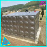 Ss 304 Stainless Steel Drinking Water Storage Tank in South Asia