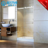 High Quality Pulley Shower Door with Acrylic Tray (BL-B0094-P)